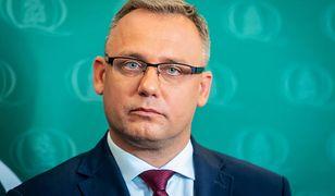 Ireneusz Stachowiak złożył zawiadomienie do prokuratury ws. odpadów z oczyszczalni ścieków Czajka w Warszawie