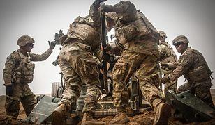 UE zareagowała na naloty USA w Iraku