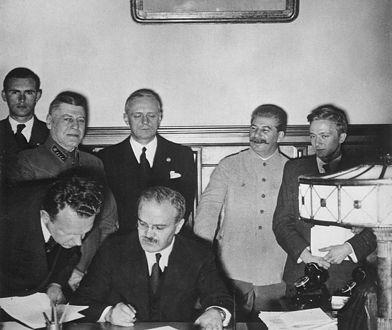 Ministerstwo obrony Rosji ujawniło dokumenty dotyczące paktu Ribbentrop-Mołotow