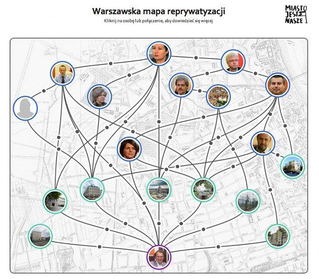 Śpiewak musi przeprosić za mapę reprywatyzacji Warszawy