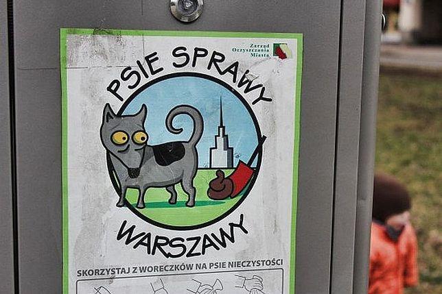 W Madrycie, jeśli nie posprzątasz po swoim psie, będziesz musiał czyścić całą ulicę