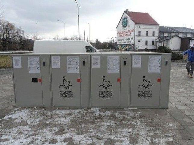 Boksy rowerowe w Warszawie?