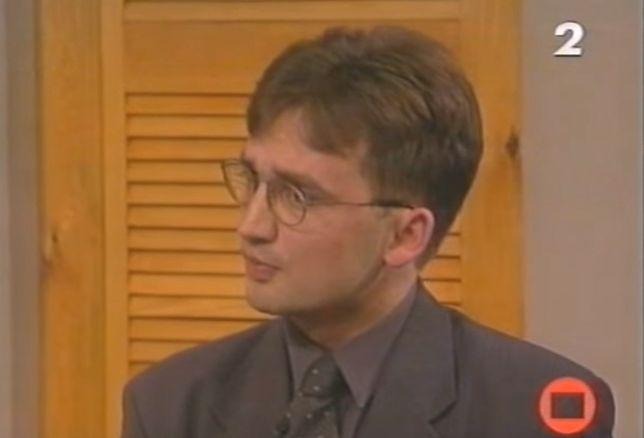 """Ziobro w programie """"997"""" z 2001 roku"""