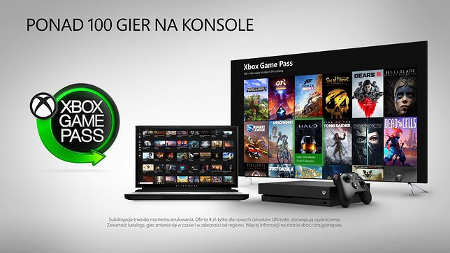 Netflix z grami. Na czym polega Xbox Game Pass i w co grać?