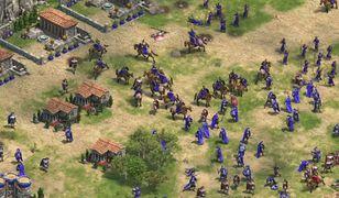 Age of Empires - jedna z najlepszych serii gier strategicznych. Przejmujemy w niej kontrolę nad historyczną cywilizacją i rozwijamy ją aż po wielkie imperium.