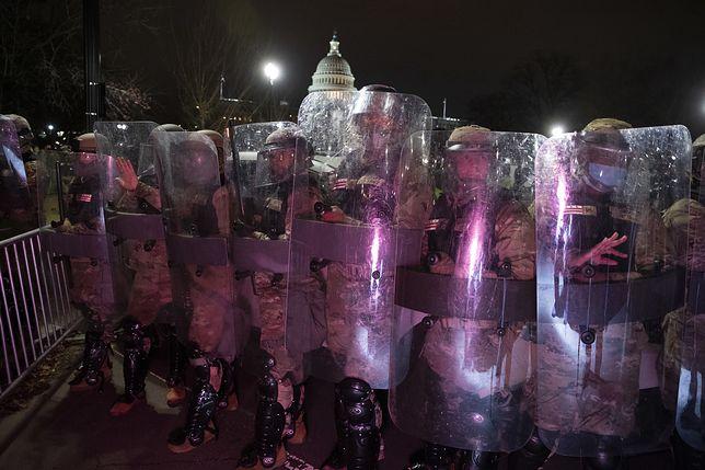 USA. Tragiczny bilans zamieszek na Kapitolu. 4 osoby nie żyją