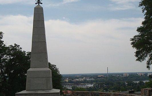 Pomnik Cudu nad Wisłą we Włocławku