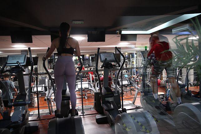 Koronawirus. Problemy branży fitness