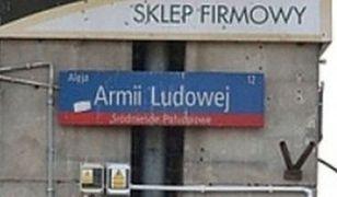 Szykuje się wojna o aleję Lecha Kaczyńskiego. PO zapowiada uchwałę