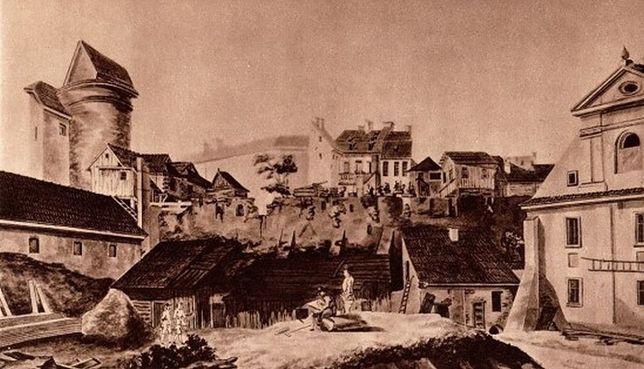 Wokół murów Starej Warszawy (SPACER)