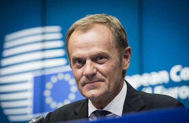 Donald Tusk oficjalnie obejmuje funkcję szefa Rady Europejskiej