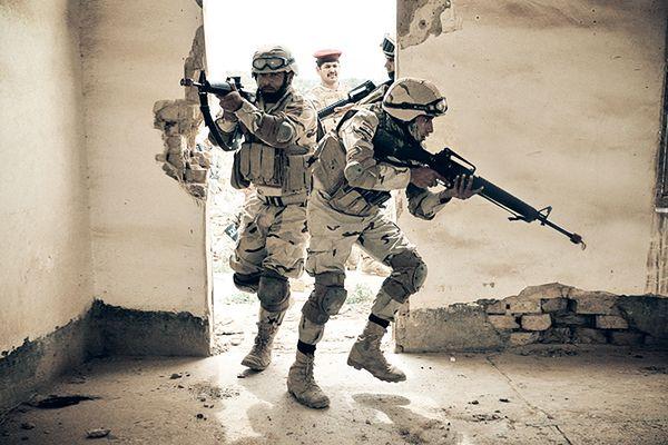 Powrót do przeszłości - Irak pogrąża się w bratobójczej wojnie
