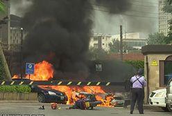 Kenia. Wybuchy i strzały w hotelu w Nairobi