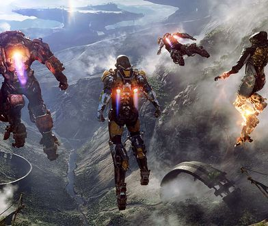 "Nowy trailer ""Anthem"" z gali The Game Awards 2018"