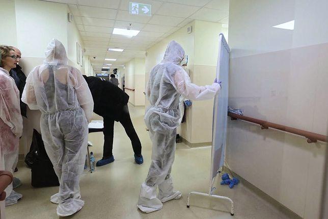 Gdańsk. Nie żyje pacjent, doszło do zabójstwa?