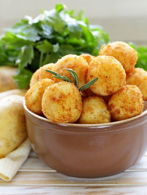 Chrupiące kuleczki odmienią nudny obiad w prawdziwą ucztę