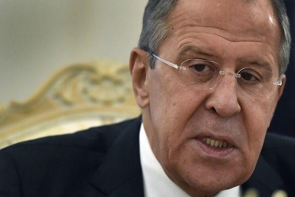 Do Aten przybędzie dziś rosyjski minister spraw zagranicznych