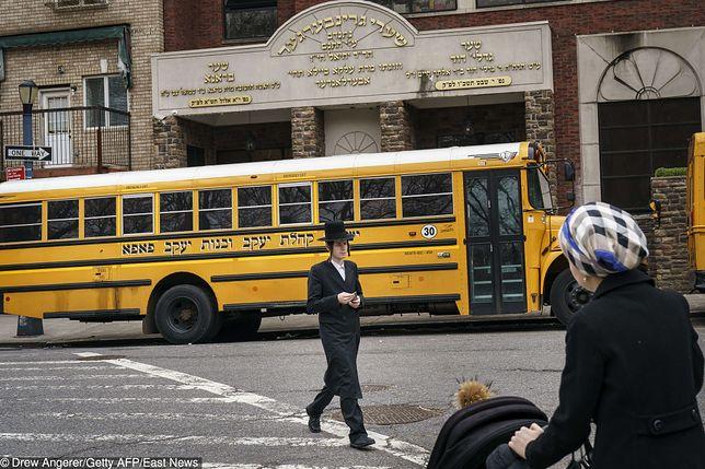 USA: Stan zagrożenia zdrowia publicznego w Nowym Jorku