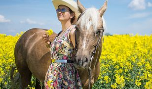 Sylwia Kubiak w tym roku zdobyła tytuł mistrza świata w konkurencji western horsemanship