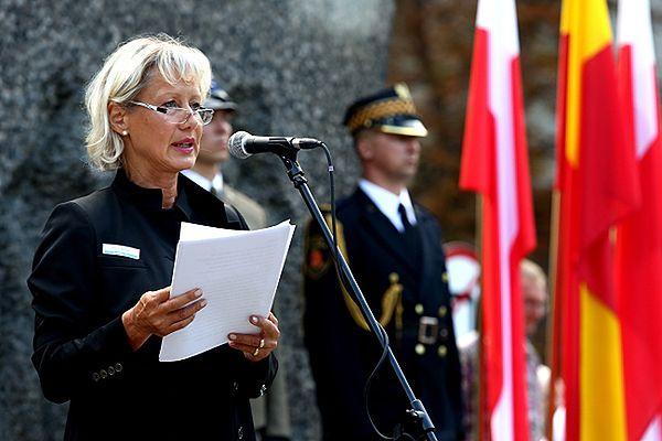 """Niemiecka burmistrz prosi o przebaczenie za """"kata Woli"""""""