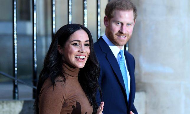 Piers Morgan apeluje do królowej, by odebrała Harry'emu i Meghan tytuły