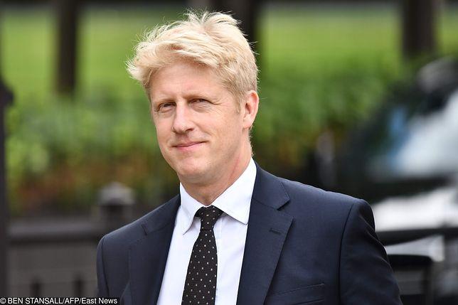 Wielka Brytania. Jo Johnson (brat premiera) złożył rezygnację z członkostwa w Partii Konserwatywnej