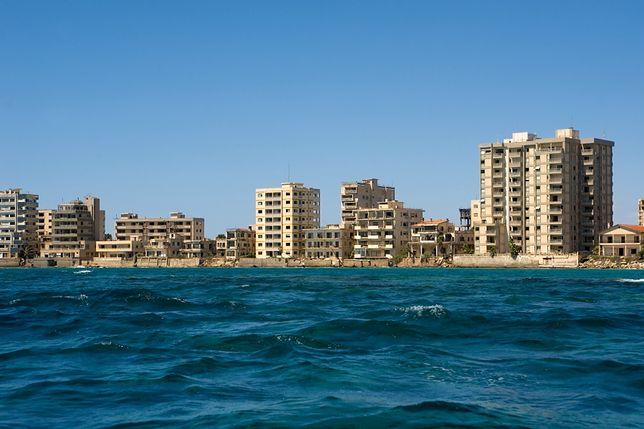 Opuszczone miasta - Warosia, Cypr
