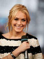 Lindsay Lohan nie narzeka na sławę