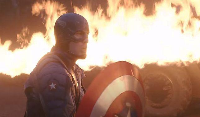 Kapitan Ameryka powóci do kin.