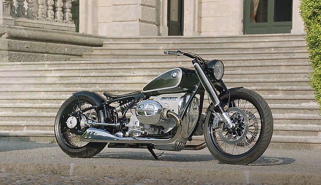 Tak prezentował się koncept BMW R18