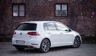 Volkswagen Golf po liftingu / fot. Mateusz Żuchowski