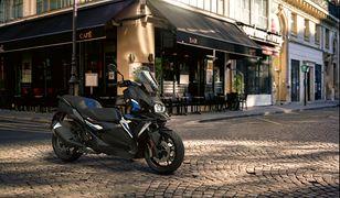 BMW pokazało nowe wersje swoich skuterów. C 400 GT i C 400 X po zmianach