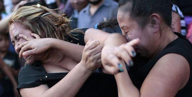 Brutalne walki kobiet w Meksyku przyciągają tysiące turystów