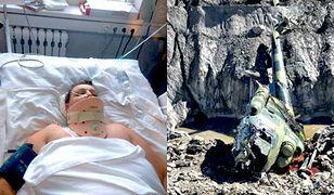 Polka przeżyła katastrofę śmigłowca w Kirgistanie, ale jest sparaliżowana. Chcą ją ściągnąć do kraju
