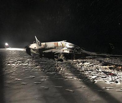 Katastrofa śmigłowca w Rosji. Nie żyje jeden najbogatszych deputowanych