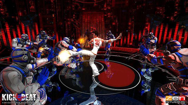KickBeat: tańce i bijatyki na konsolach Sony rozpoczną się we wrześniu