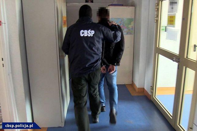 CBŚP. Policjanci zapobiegli zabójstwu mężczyzny, które miała zlecić jego była żona