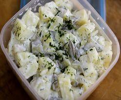 3 szybkie sałatki na grilla. Główny składnik: ziemniaki