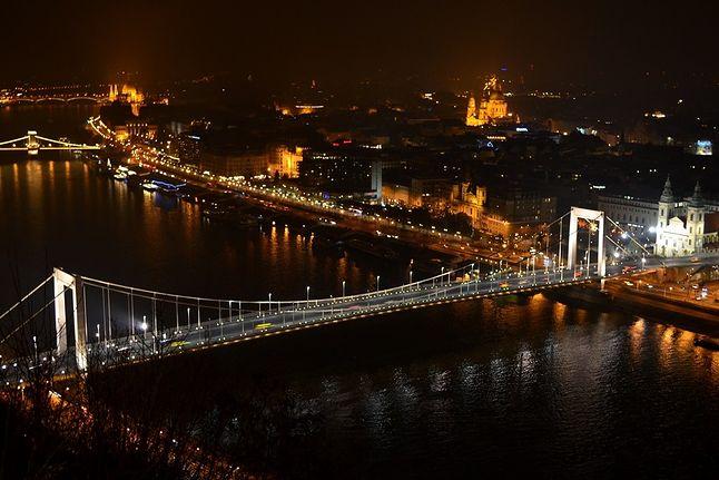 Most Elżbiety w Budapeszcie.