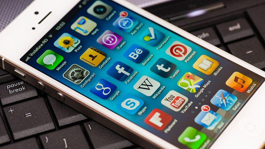 iPhone z depositphotos