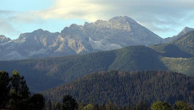 Kolejny akt wandalizmu w Tatrach