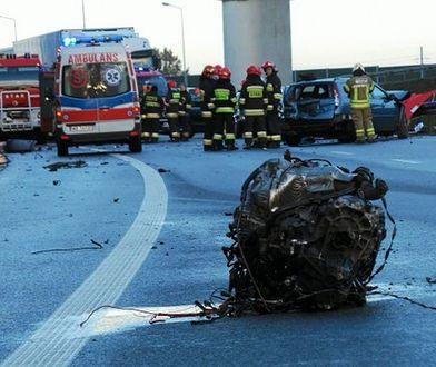 Spowodowała śmiertelny wypadek na S8. Jechała pod wpływem alkoholu. Są zarzuty