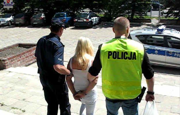 Zarzuty dla 25-latki z Chełma, która po pijanemu pobiła półtorarocznego syna