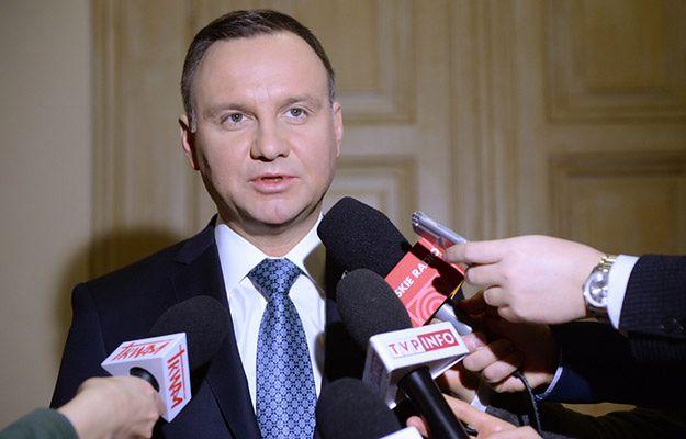 Andrzej Duda: prezes TK Andrzej Rzepliński łamie konstytucję. Rażąco mija się z prawdą
