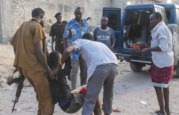 Hotel w Mogadiszu odbity z rąk islamistów. Zakładnicy wśród ofiar