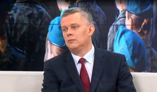 Tomasz Siemoniak o przeprosinach gen. Mirosława Różańskiego