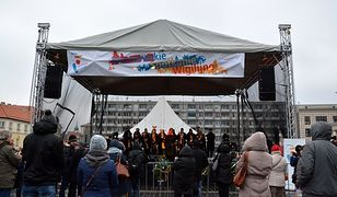 XI Warszawskie Spotkanie Wigilijne na placu Teatralnym