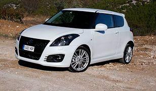 Suzuki Swift Sport: japoński kompromis