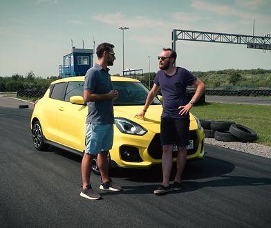 Wyjątkowy test nowego Suzuki Swift Sport z Michałem Kościuszką