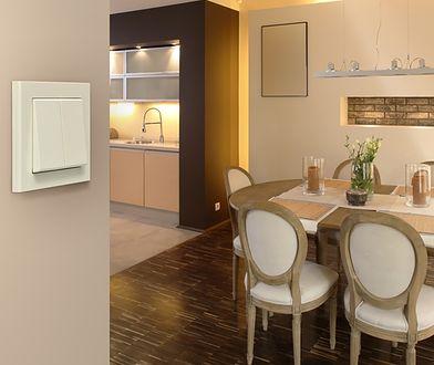 Współczesna elegancja i nowoczesny design - osprzęt elektryczny SONATA firmy OSPEL
